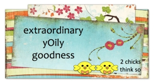 extra-ordinary yOily goodness banner